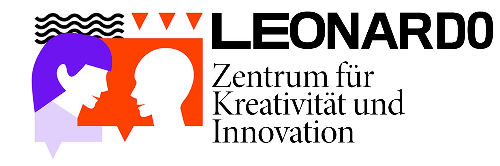 Forum Logo und LEONARDO Logo